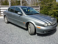 2004 Jaguar X-TYPE 3.0 Sedan.