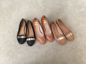 Variety of shoes for sale