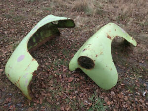 47-53 Chevy 1/2 ton front fenders