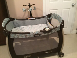 GRACO Play and Go Playpen