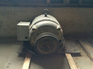 Century Polyphase Induction 5HP Electric Motor