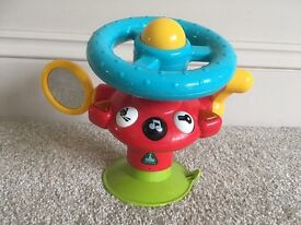 Early learning centre steering wheel highchair/table toy Make me an offer