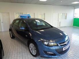 Vauxhall/Opel Astra 1.7CDTi 16v ( 110ps ) ecoFLEX 2013MY Energy