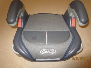 CHILDS BOOSTER CAR SEAT - ASKING 10.00