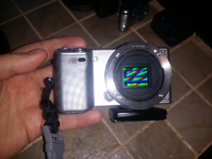 Sony NEX-5 mirrorless camera