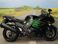 Kawasaki ZZR1400 Special Edition 2013