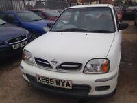 Nissan micra cheap drives 195 no offers