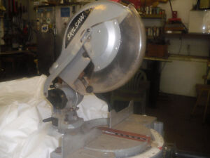 "10"" Skillsaw compound miter saw for sale"