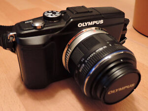 Olympus E-PL2  with 14-42mm Lens $140 or trade