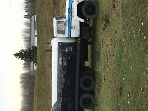 Ford f8000 vac truck for sale