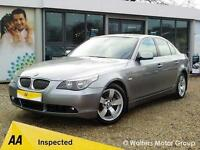 Bmw 5 Series 3.0 535D Se Saloon