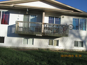 FOURPLEX UNIT ON RENT IN WETASKIWIN Available now