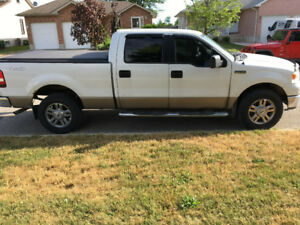 2006 F150 XLT 4x4 Supercrew