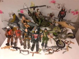 Toy soldiers bundle