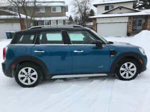 *REDUCED* 2017 MINI COOPER COUNTRYMAN ALL4 – LOADED – LOW KMS –