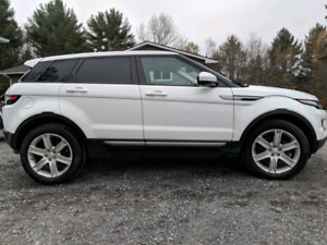 2014 Range Rover Evoque - Pure Plus
