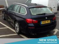 2010 BMW 5 SERIES 520d SE 5dr Step Auto