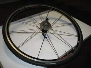 Xero Lite Wheel Set with good Tires and Cassette