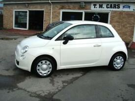 2010 59 Fiat 500 1.2 POP **£30 Tax / New MOT**