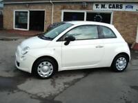 2010 59 Fiat 500 1.2 POP **£30 Tax / New MOT**