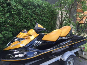 Rare 2007 Seadoo RXT Supercharged-BRAND NEW!!