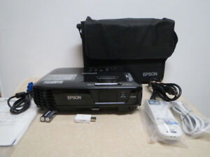 New Epson Wireless 3LCD Home Theater HD Projector 3600 HDMI XGA