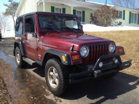 1998 Jeep TJ Hatchback