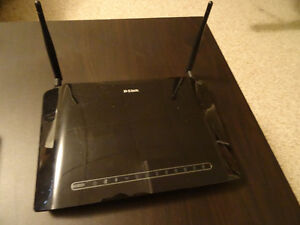 D link 8 port wireless router