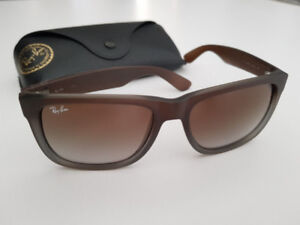 Lunettes Ray Ban Justin classic sunglasses