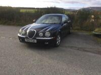 S-Type Jaguar project