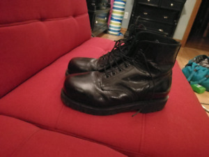Mens Boot Leather