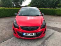 Vauxhall/Opel Corsa 1.3CDTi 16v ( 75ps ) ( a/c ) ecoFLEX 2014/63 Limited Edition