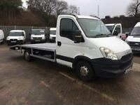 2012 62 IVECO DAILY 2.3TD 35S11 MWB SEMI AUTOMATIC RECOVERY TRUCK ( NO VAT )