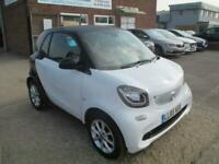 2015 smart fortwo 1.0 Passion Twinamic (s/s) 2dr Coupe Petrol Automatic