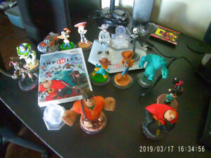 Disney Infinity 1.0 Edition for Wii (+ extras)