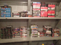 Large Lot for Resale: Collection of Games and Consoles