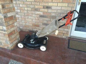 Selling an Electric Lawn Mower