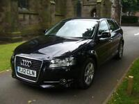 2012 Audi A3 2.0 TDI SE 5dr [Start Stop] 5 door Hatchback