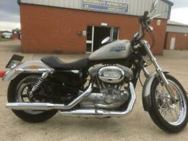 Harley-Davidson 1200 SPORTSTER SCREEMIN EAGLE HEADS S&SE