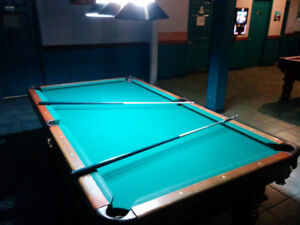 Used pooltable for sale.
