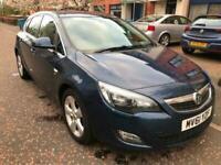 2011 Vauxhall Astra 1.6i 16V SRi 5dr, 1 OWNER, F. S. H, Full Years Mot, Only 60k