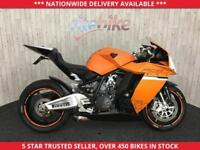 KTM RC8 KTM 1190 RC8 SUPER BIKE GENUINE LOW MILEAGE ONLY 5330 2010 10