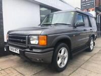 2001 Land Rover Discovery 2.5 TD5 Adventurer 5dr