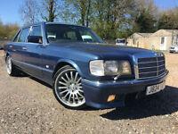 Mercedes-Benz 420 SEL LWB LEATHER SUNROOF BODYKIT
