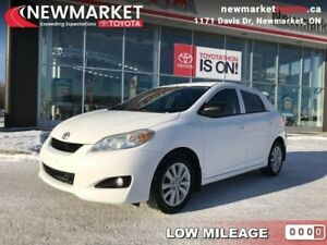 2009 Toyota Matrix 4DR WGN AUTO STD  - trade-in