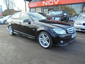 2009 MERCEDES BENZ C CLASS C180K BlueEFFICIENCY SE 4dr Auto