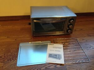 Oster Stainless Steel Convection Countertop/Toaster Oven