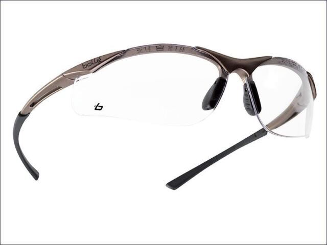 Bollé Safety - Contour Safety Glasses - Clear