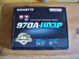 GIGABYTE 970A-UD3P AM3+ SOCKET ATX MOTHERBOARD
