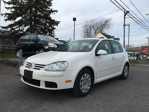 2009 Volkswagen Rabbit 2.5 75$/Sem FINANCEMENT MAISON DISPONIBLE